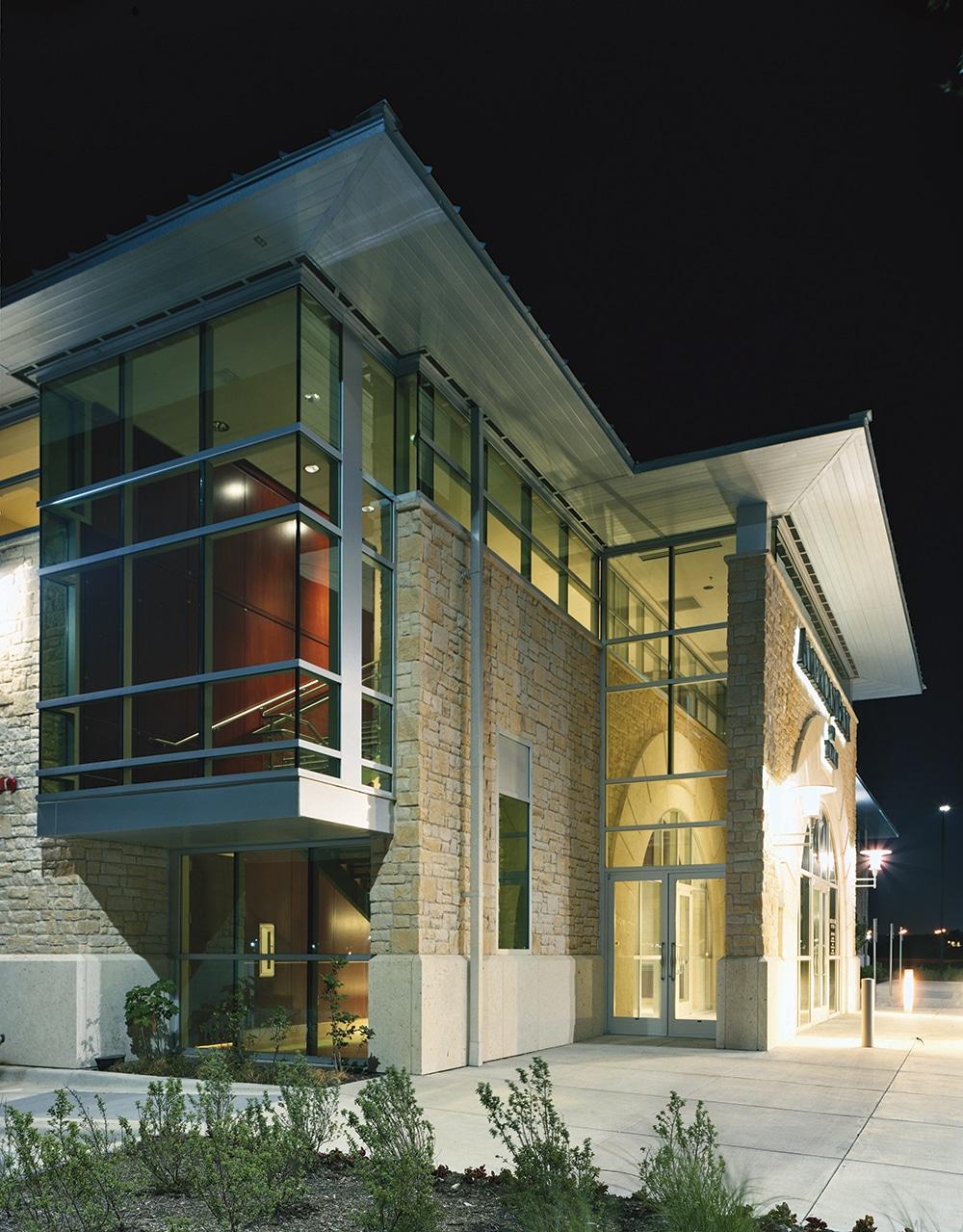 commercial architect dallas